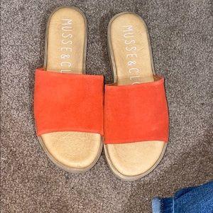 NWB Musse & Cloud sandals
